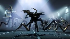 Arachnid, Starship Troopers